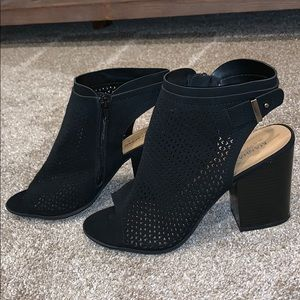 manhattan collection Shoes - Heel booties!